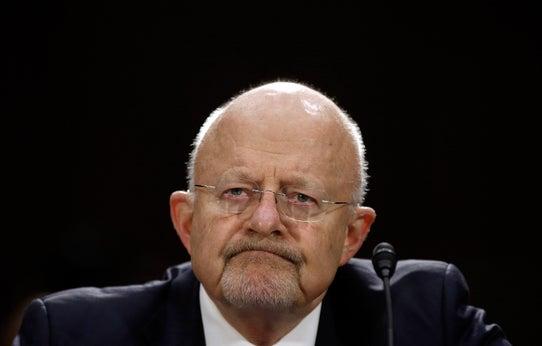 Fire DNI James Clapper: He lied to Congress about NSA surveillance.