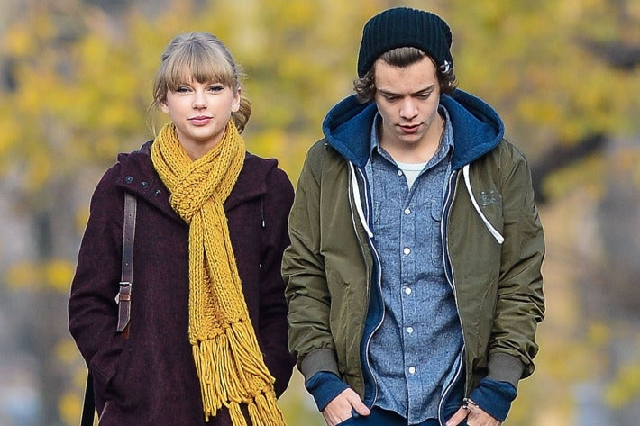 Taylor Swift and Harry Styles to take a fall stroll in Central Park.