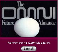 Remembering Omni Magazine. Click image to launch slide show.