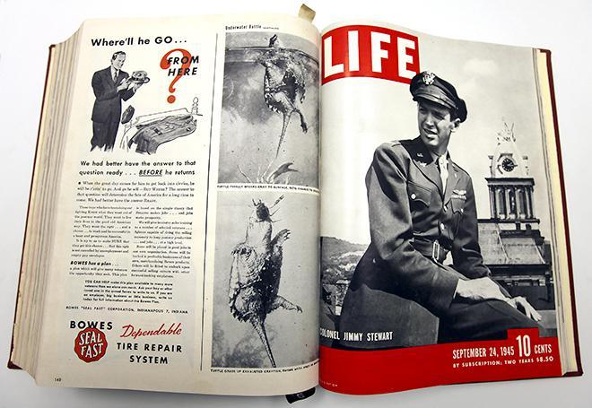Life magazine, 1945: Why it was the greatest magazine ever published.