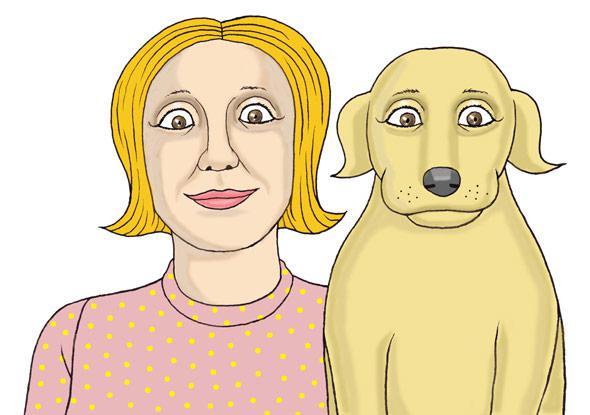 Illustration by Mark Alan Stamaty.