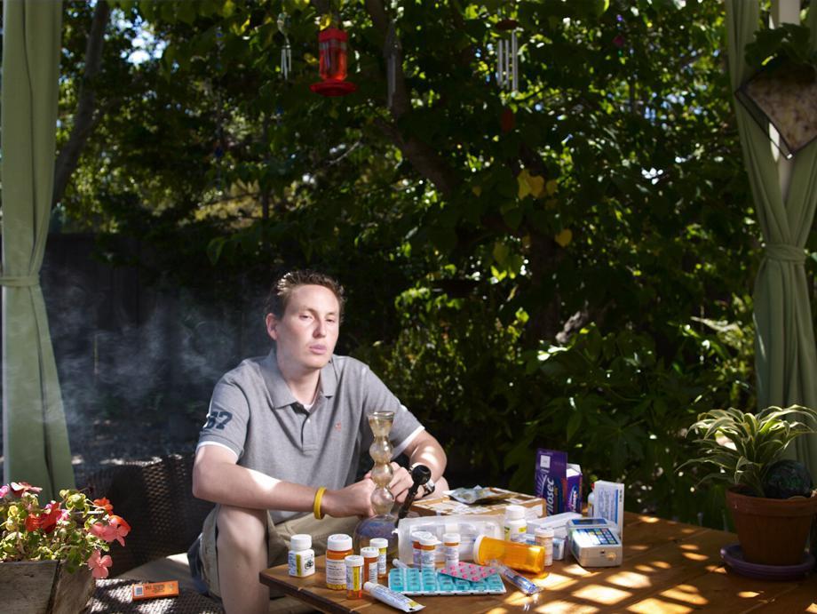 Robyn Twomey, medical marijuana, pot smokers