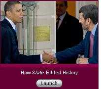 How Slate Edited History. Click image to launch slide show.