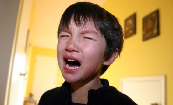 Are temper tantrums dysfunctional?