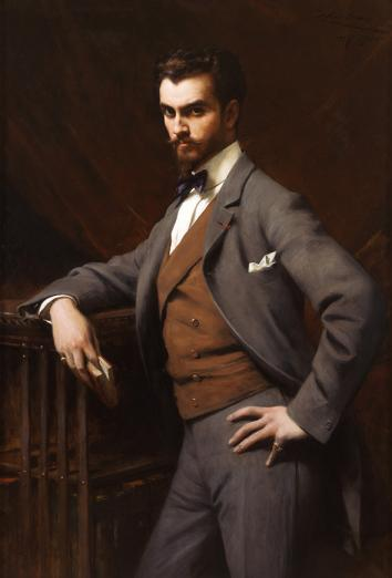 James Hazen Hyde.