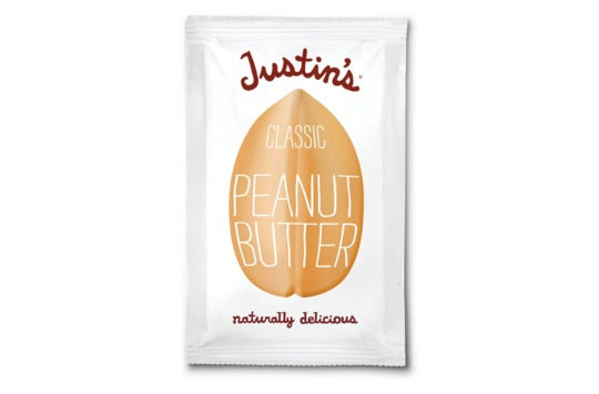 Justin's Peanut Butter Squeeze Pack.