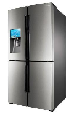Samsung smart fridge.