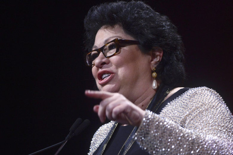 "Sotomayor Condemns Trump's Execution Spree: ""This Is Not Justice"""