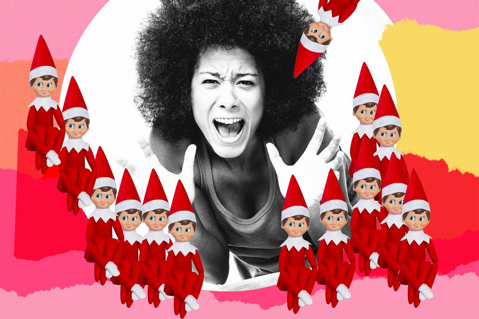 slate.com - Nicole Cliffe - Go to Hell, Elf on a Shelf