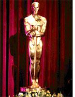 The Oscar statue. Click image to expand.