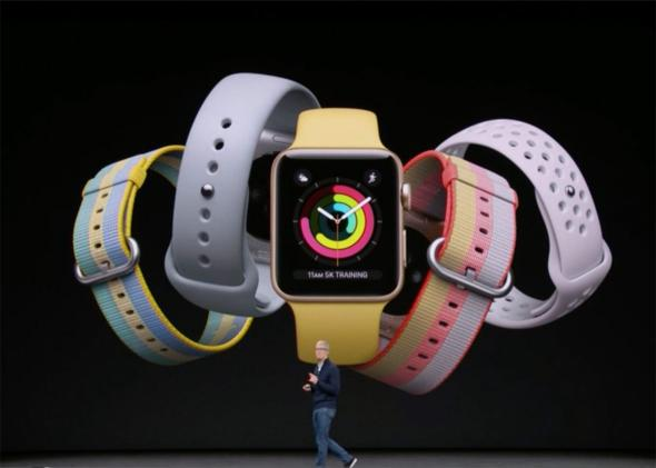 The new iPhone watch