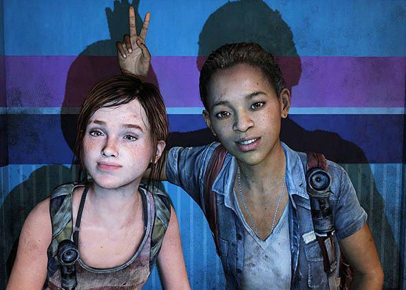 A still from The Last of Us: Left Behind.
