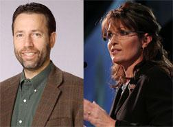 Joe Miller and Sarah Palin. Click image to expand.