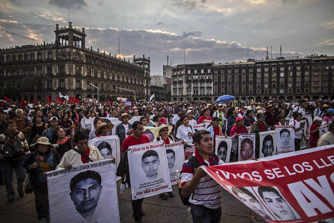 Jan. 26, 2015: Mexico City, Mexico