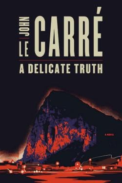 The cover of A Delicate Truth.