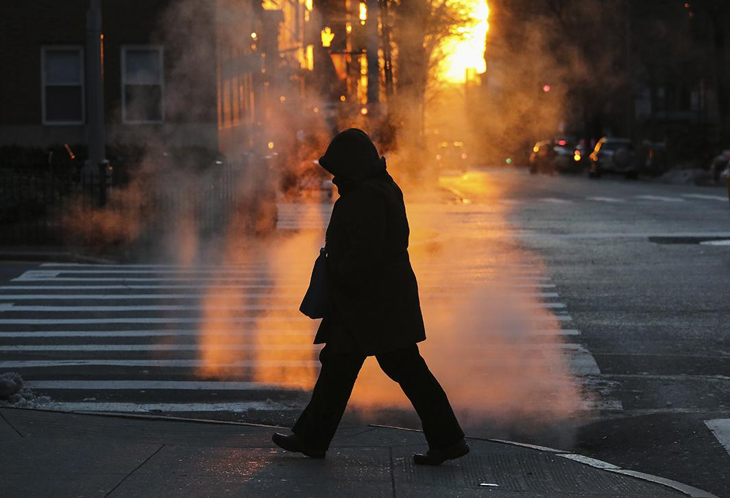 January 7, 2014: New York City