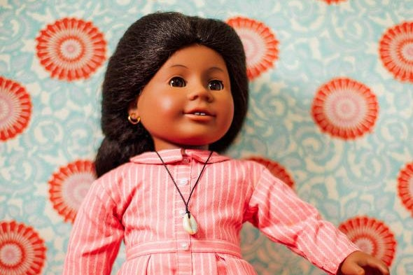 American Girl doll Addie