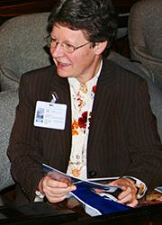 Jocelyn Bell Burnell, January 2009