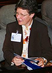 Jocelyn Bell Burnell, January 2009