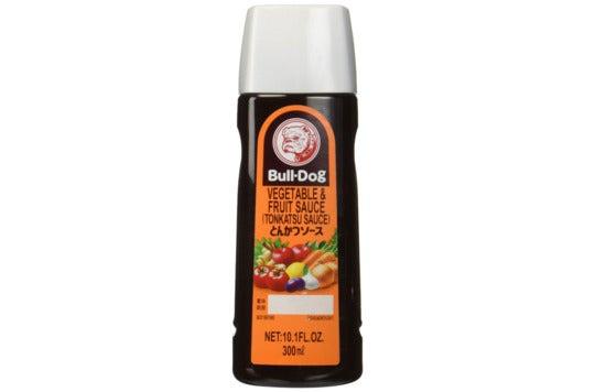 Bull-Dog Tonkatsu Sauce.