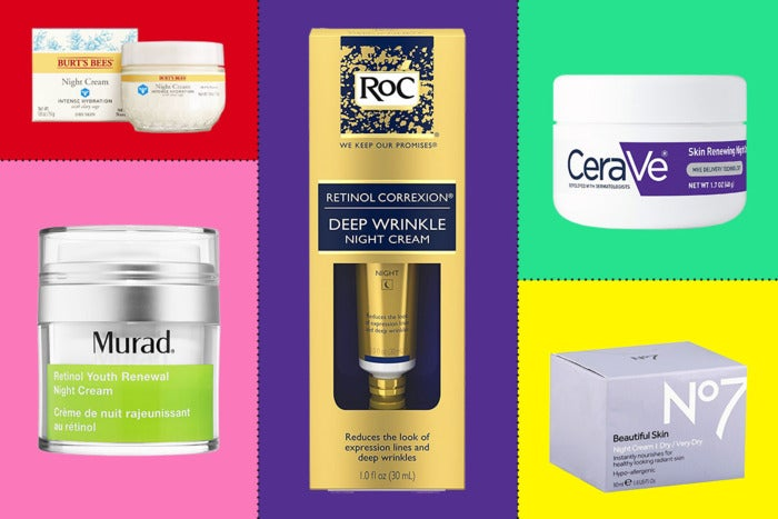 The Best Night Creams, According to Dermatologists