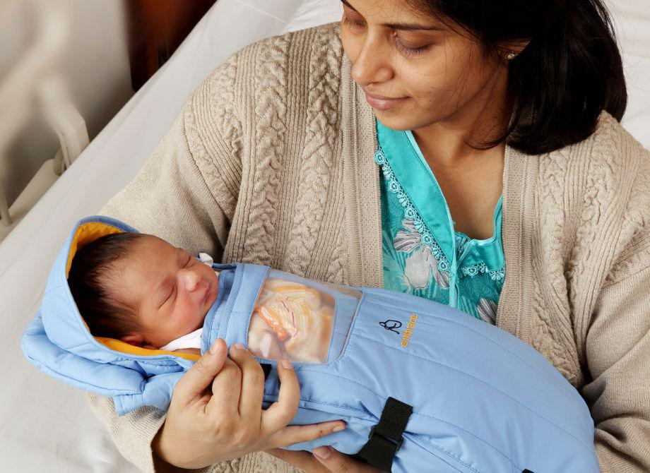 A Solution for Poor Mothers, When Expensive Hospital Incubators Won't Do