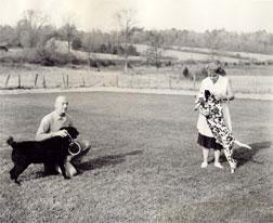 Arthur and Helena Nersesian in 1963.