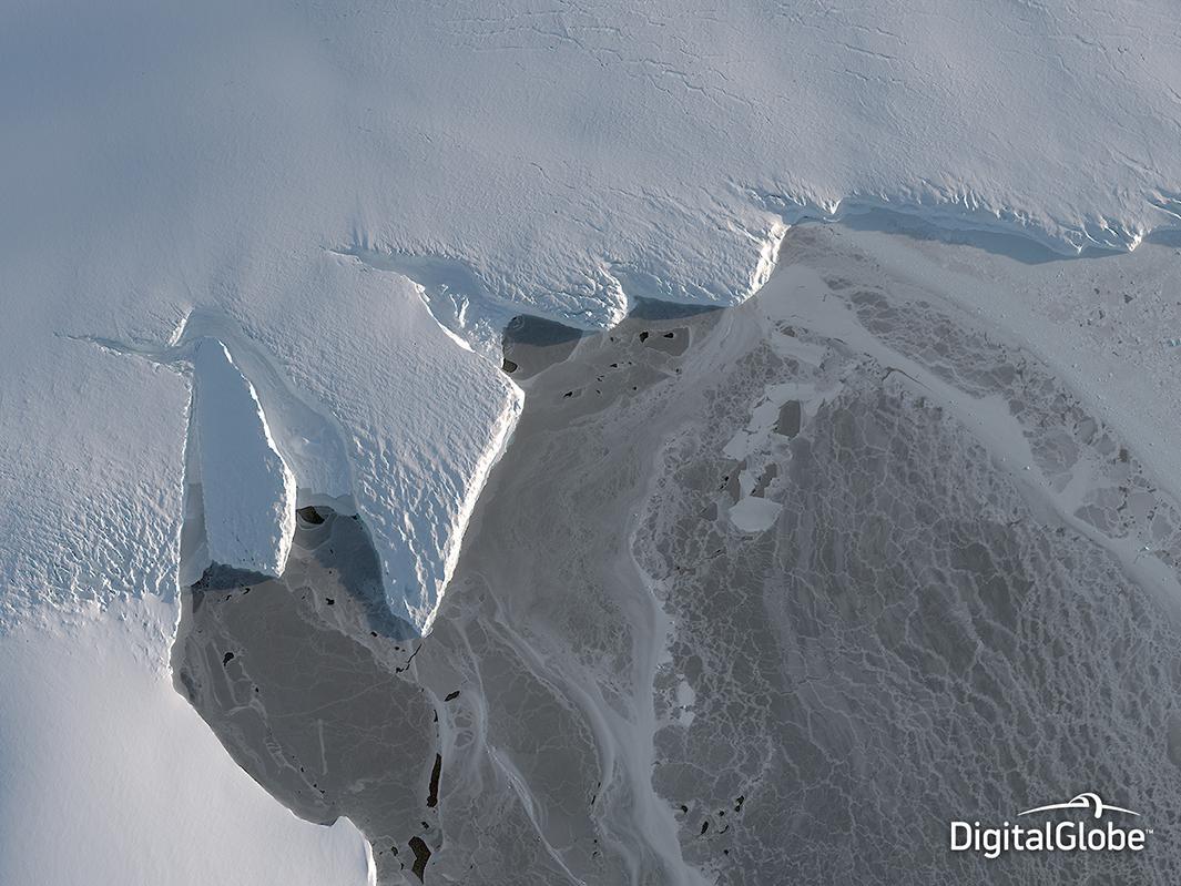 Nordenskjold Basin, Antarctica