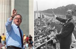 Glenn Beck and MLK. Click to expand.