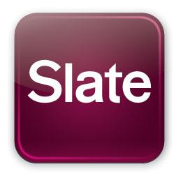 Slate iPhone app icon