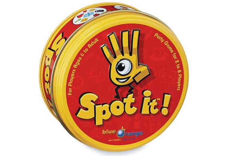 Spot It! game box