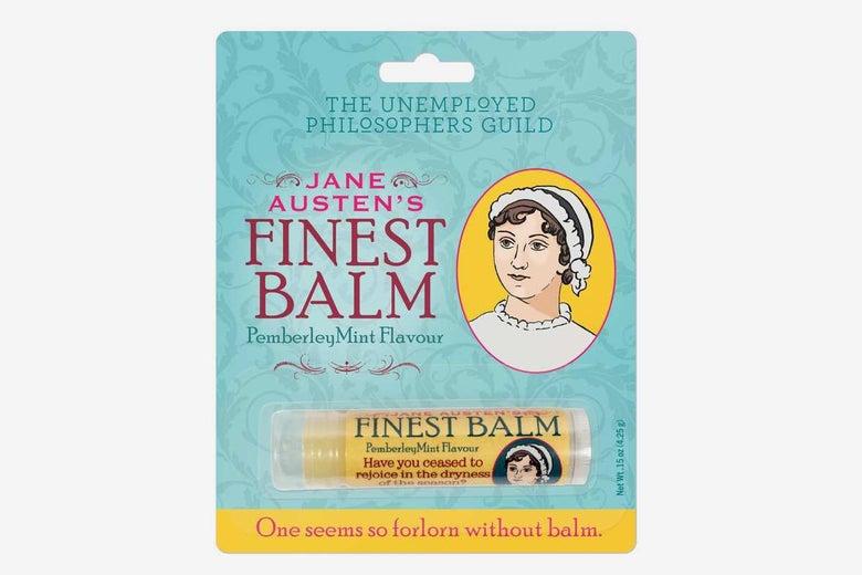 The Unemployed Philosophers Guild Jane Austen's Finest Balm