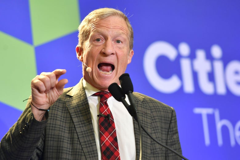 Tom Steyer.
