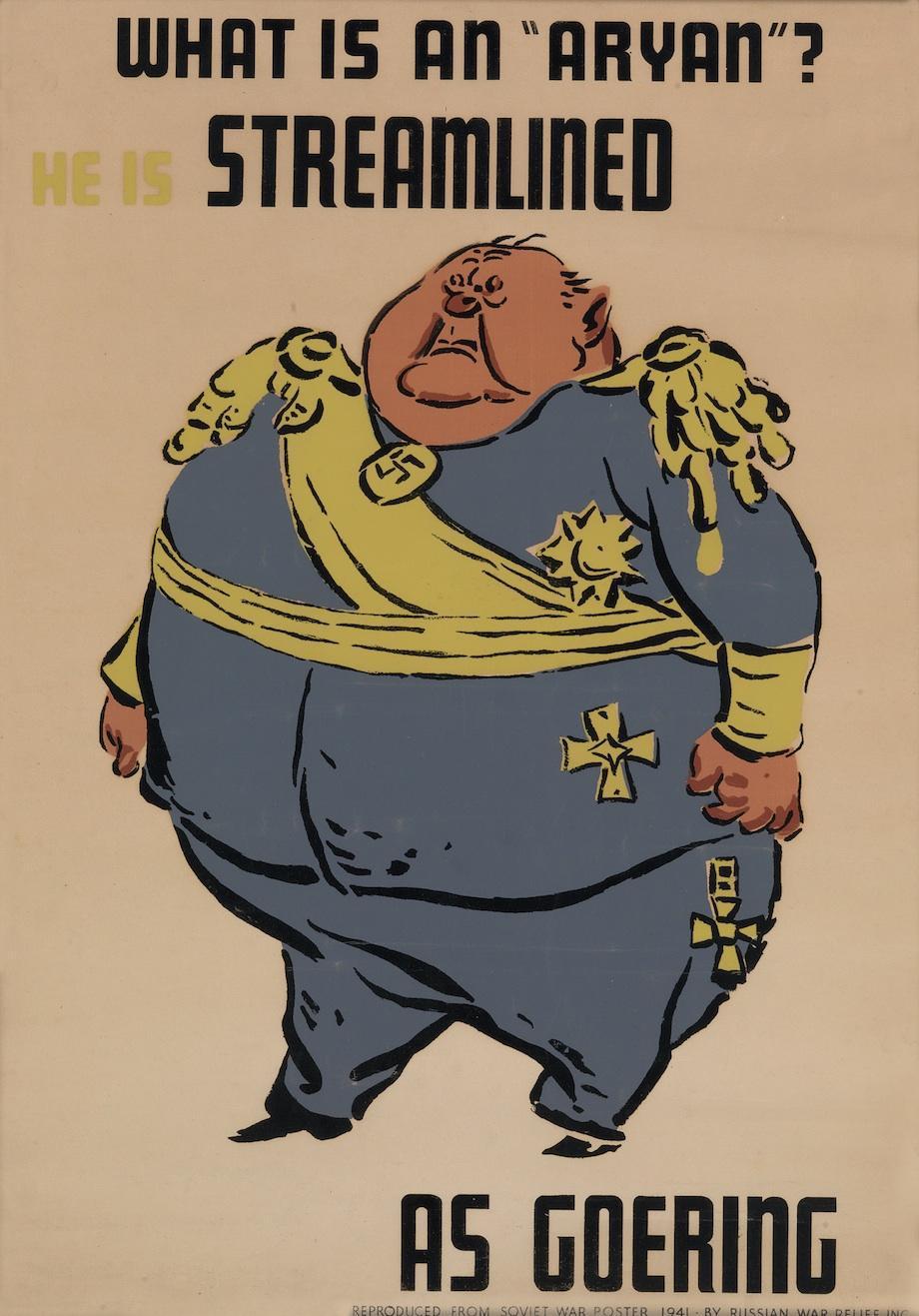 Goering Poster