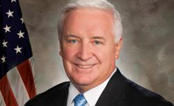 Tom Corbett was inaugurated as the 46th Governor of the Commonwealth of Pennsylvania on January 18th, 2011. Click image to expand.