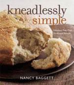 """""""Kneadlessly Simple"""" by Nancy Baggett"""