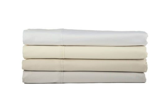 Various colors of the Peru Pima sheet set.