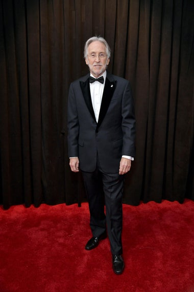 President and CEO of The Recording Academy Neil Portnow attends the 61st Annual GRAMMY Awards at Staples Center on February 10, 2019 in Los Angeles, California.  (Photo by Neilson Barnard/Getty Images for The Recording Academy)