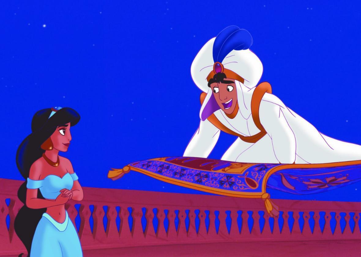 arabian nights lyrics 2020