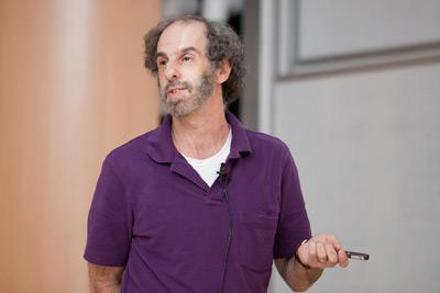 Paul Ginsparg, professor of physics and information science and creator of the arXiv