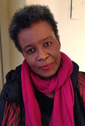 Author Claudia Rankine.