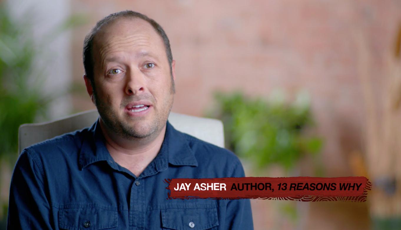 Author Jay Asher