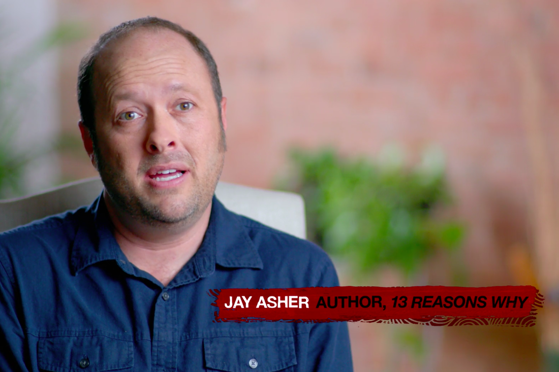 Author Jay Asher