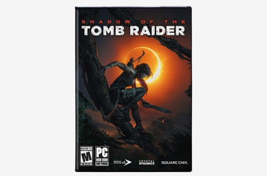 Shadow of the Tomb Raider – Digital Standard Edition.