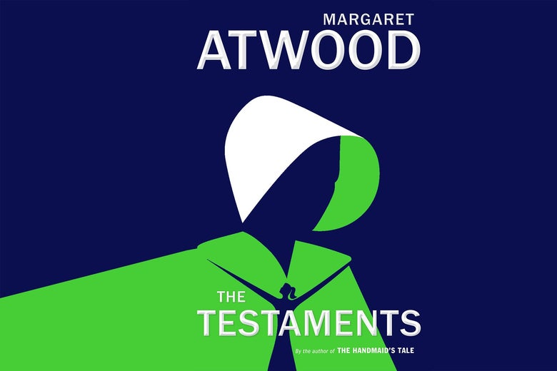 The cover of Margaret Atwood's forthcoming sequel to The Handmaid's Tale