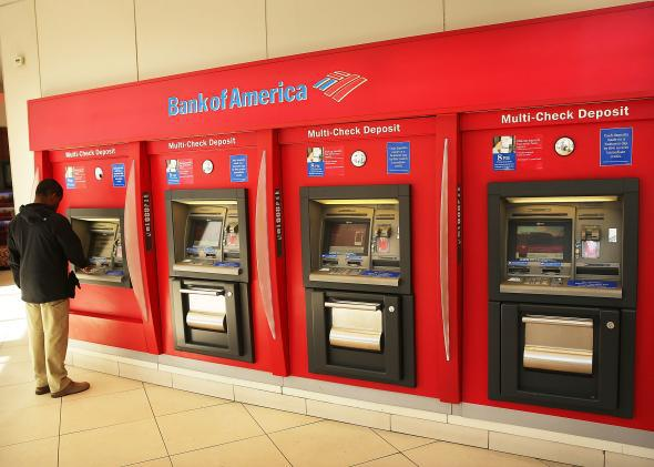Bank of America, Morgan Stanley face robo-adviser threat in