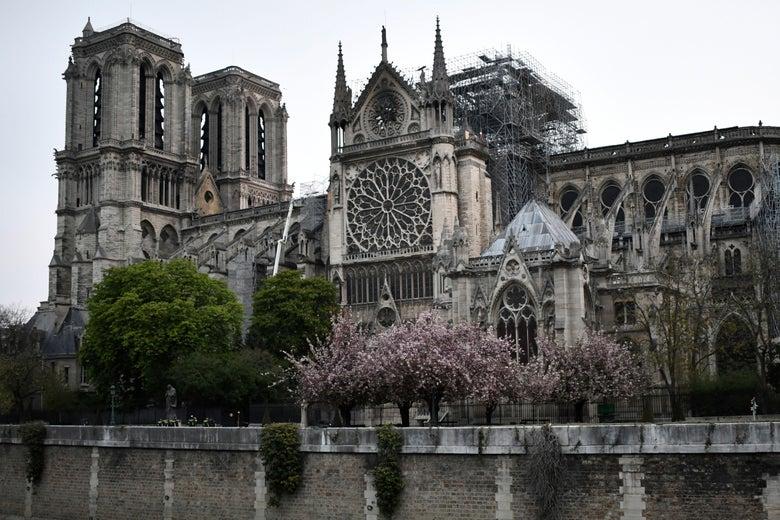 Let's Not Rebuild Notre Dame