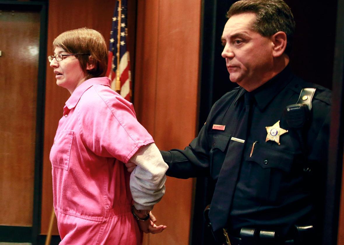 Anna Stubblefield sentencing