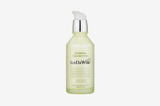 SanDaWhat lotion.