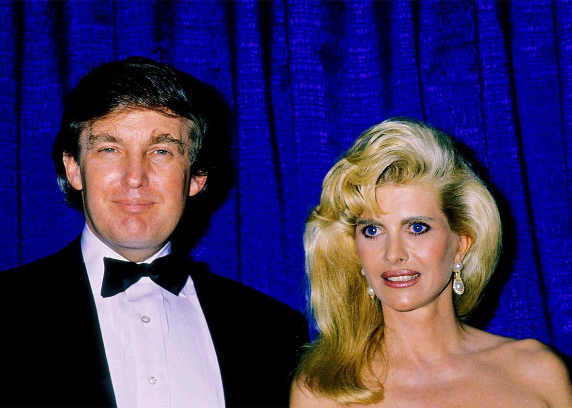 Donald Trump has one core philosophy: misogyny